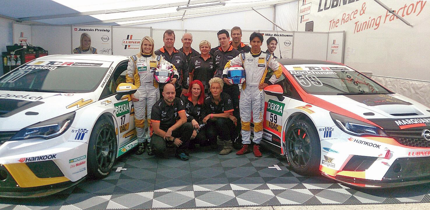 Team LUBNER Motorsport