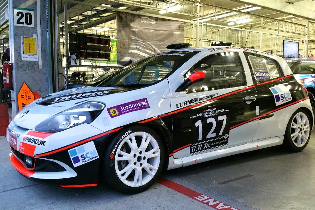 Renault Clio CUP 2010