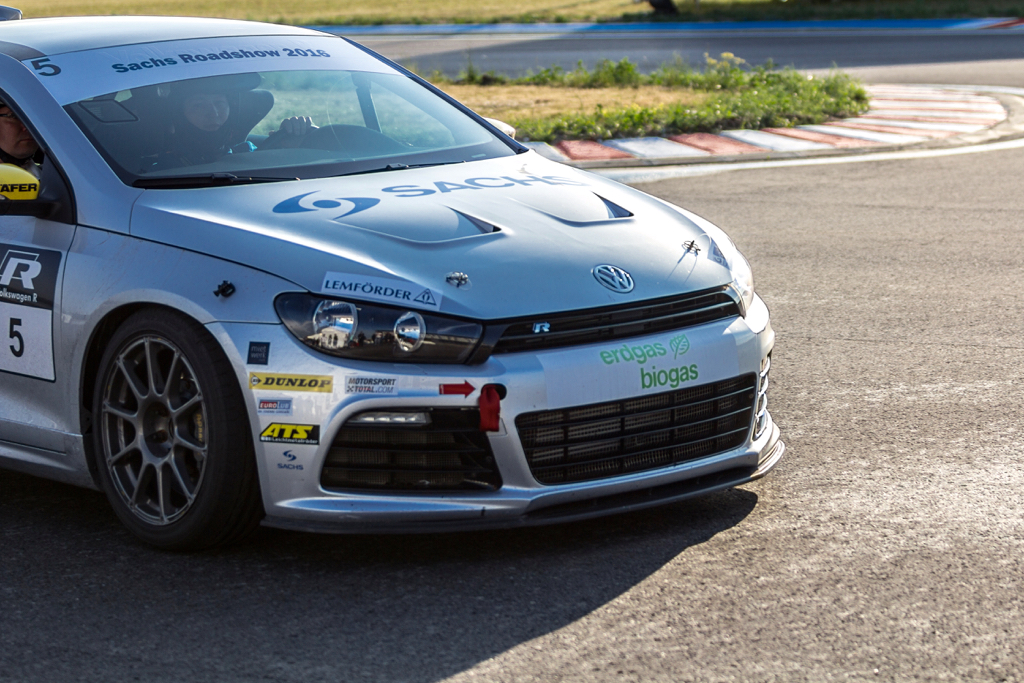 VW Scirocco R Cup